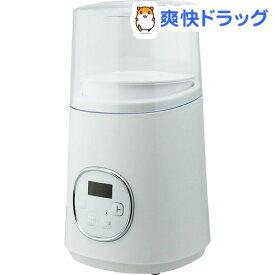 ドリテック ヨーグルトメーカー ホワイト YM-100WT(1台)【ドリテック(dretec)】