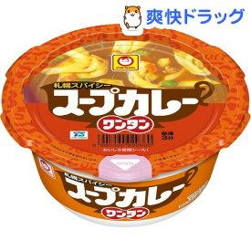 マルちゃん スープカレーワンタン(29g*12個入)【マルちゃん】