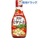 カゴメ 完熟トマトのピザソース(160g)【カゴメ】