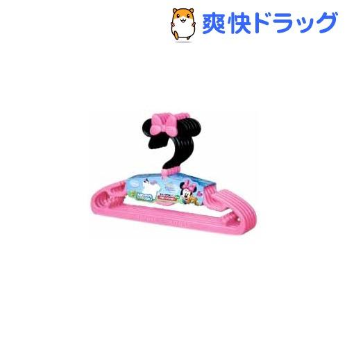 ミニーマウス ベビーハンガー(5本入)[ベビーハンガー]
