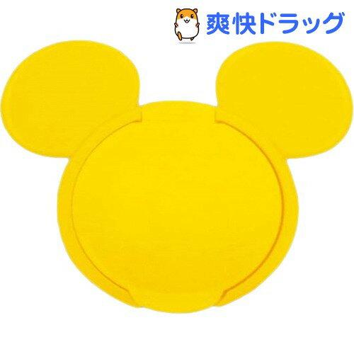ミッキーマウス ウエットティッシュふた イエロー(1コ入)