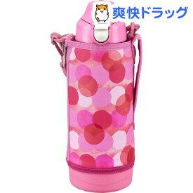 タイガー ステンレスボトル サハラ 0.8L ピンクドット MBO-H080 PT(1コ)【タイガー(TIGER)】