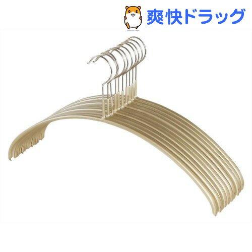 マワハンガー 人体ハンガー ゴールド(10本組)【マワ(MAWA)】