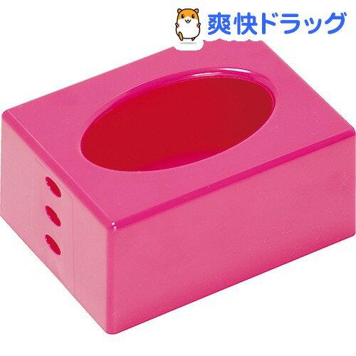 ポケットティッシュケース ピンク(1コ入)