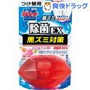 液体ブルーレットおくだけ 除菌EX 黒ズミ対策 ロイヤルブーケの香り つけ替用(70mL)【ブルーレット】