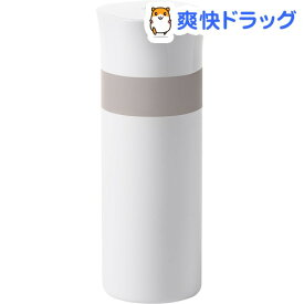 19dfb94da8 オクソー トラベルマグ ホワイト/ベージュ 350mL(1コ入)【オクソー(OXO
