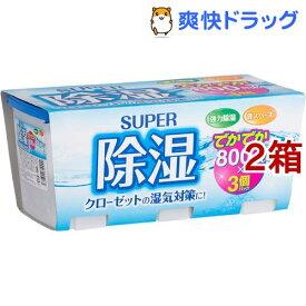 アドグッド 除湿剤 大容量(800ml*3コパック*2コセット)【アドグッド】
