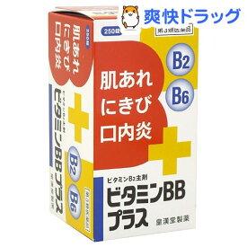 【第3類医薬品】ビタミンBBプラス「クニヒロ」(250錠)【クニヒロ】