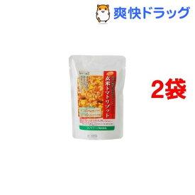 コジマフーズ 玄米トマトリゾット(200g*2コセット)