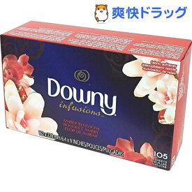 ダウニー インフュージョン シート アンバーブロッサム(105枚入)【ダウニー(Downy)】