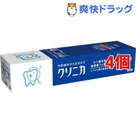 クリニカ ハミガキ マイルドミント(30g*4コセット)【クリニカ】