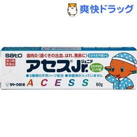 【第3類医薬品】アセスジュニア(60g)【アセス】
