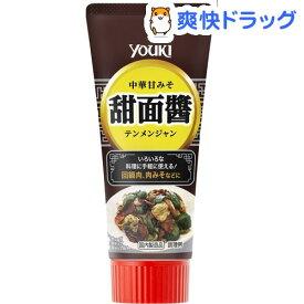 ユウキ食品 甜面醤 チューブ(100g)【ユウキ食品(youki)】