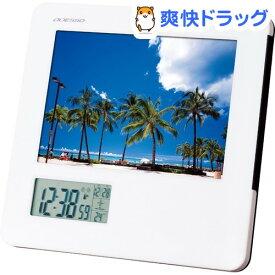 ADESSO(アデッソ) フォトフレーム電波時計 8785(1コ入)【ADESSO(アデッソ)】