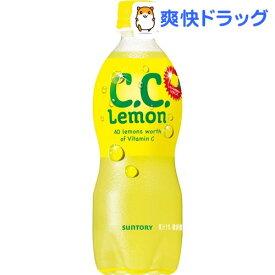 C.C.レモン(500ml*24本入)【CCレモン】