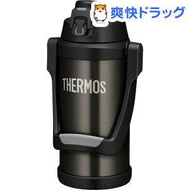 サーモス 真空断熱スポーツジャグ 2L ブラックグレー FFV-2000 BKGY(1コ入)【サーモス(THERMOS)】