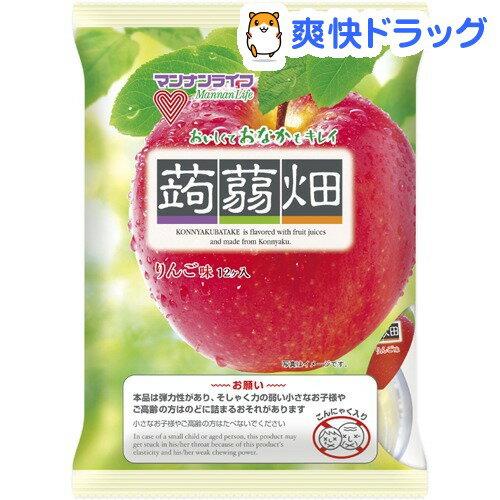 蒟蒻畑 りんご味(25g*12コ入)【蒟蒻畑】