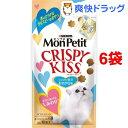 モンプチ クリスピーキッス 贅沢おさかな味(3g*10袋入*6コセット)【dalc_monpetit】【モンプチ】