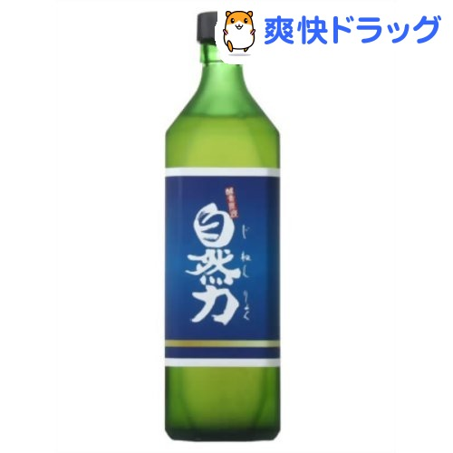酵素原液 自然力(じねんりょく)(720mL)