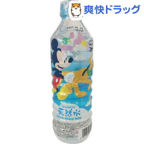 ブルボン ミッキーマウス 天然水(500mL*24本入)