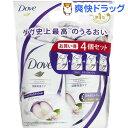 ダヴ ボディウォッシュ プラム&サクラ つめかえ(360g*4コ入)【ダヴ(Dove)】