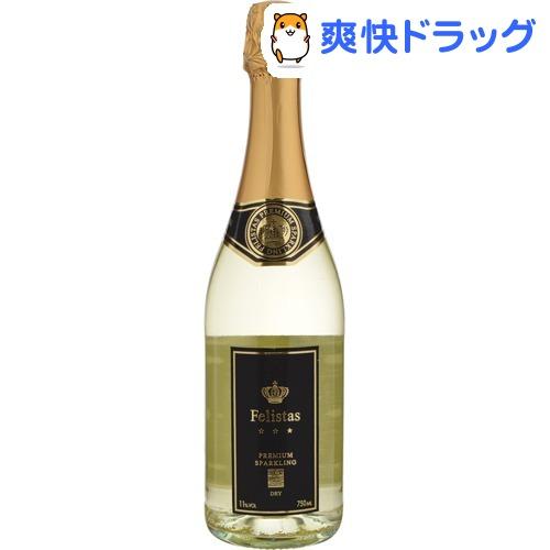 フェリスタス 金箔入りスパークリングワイン 箱入(750mL)
