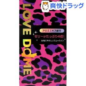 コンドーム/ラブドーム パンサー(12コ入)[避妊具]