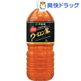 伊藤園 ウーロン茶(2L*6本入)[烏龍茶]