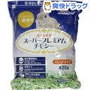 ドギーマン 食べる牧草 スーパープレミアムチモシー(420g)【ドギーマン(Doggy Man)】