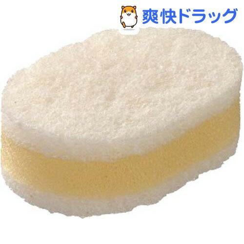 ラバーゼ la base スポンジ 白*白 LB-024有元葉子デザイン(1コ入)【ラバーゼ】