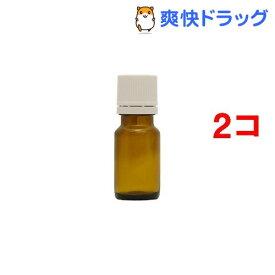 フレーバーライフ 遮光瓶 茶 ドロッパー付 10ml(1コ入*2コセット)