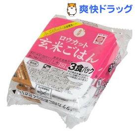 東洋ライス 金芽ロウカット玄米ごはん(150g*3食入)