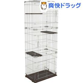ニャンタクラブ キャットフレンドルーム スリム3段 CT-323(1コ入)【ニャン太】