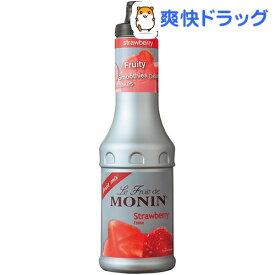 モナン ストロベリー・フルーツミックス(500mL)【モナン】