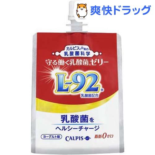 【訳あり】守る働く乳酸菌ゼリー(180g*30コ入)【送料無料】