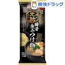 【訳あり】マルタイ 一幸舎監修 豚骨魚介つけ麺(1食入)