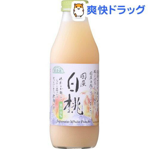 マルカイ 順造選 白桃 果汁50%(500mL)【順造選】