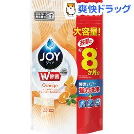 ジョイ 食洗機用洗剤 オレンジピール成分入り つめかえ用 特大(930g)【stkt06】【ジョイ(Joy)】