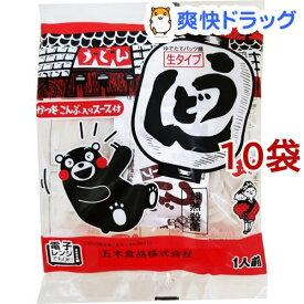 五木食品 生タイプうどん スープ付(210g*10コ)