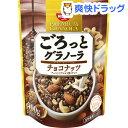 日清シスコ ごろっとグラノーラ チョコナッツ(400g)