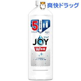 除菌ジョイ コンパクト 食器用洗剤 詰め替え 特大(700ml)【ジョイ(Joy)】