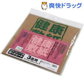 保護シート 健康敷紙 3帖(2枚入)