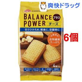 ヘルシークラブ バランスパワー プラス チーズ(4枚入*6コセット)【ヘルシークラブ】