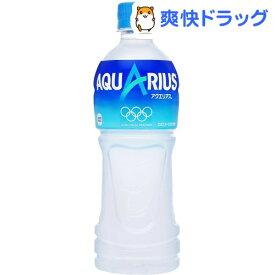 アクエリアス(500ml*24本入)【アクエリアス(AQUARIUS)】[スポーツドリンク]