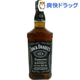 アサヒ ジャックダニエル ブラック(1000ml)【ジャックダニエル】