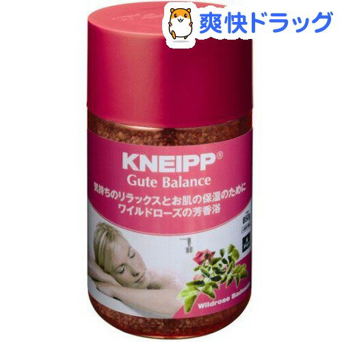 クナイプ グーテバランス ワイルドローズの香り(850g)【クナイプ(KNEIPP)】