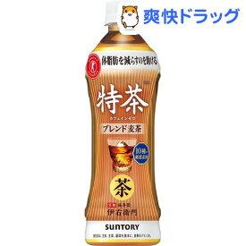サントリー 伊右衛門 特茶 カフェインゼロ(500mL*24本入)【伊右衛門】