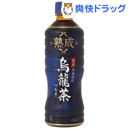 熟成烏龍茶 つむぎ(525mL*24本入)