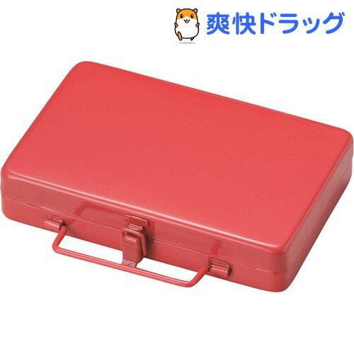 セトクラフト カードケース ブリーフケース レッド SI-3250-RD-120(1コ入)