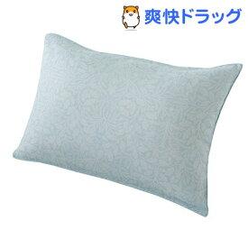東京西川 枕カバー サンダーソン ブルー PJ98309683B(1枚入)【東京西川】